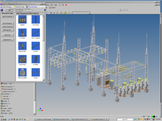 Substation3DDesign