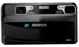 Fujifilm Finepix Real 3D W1 Camera