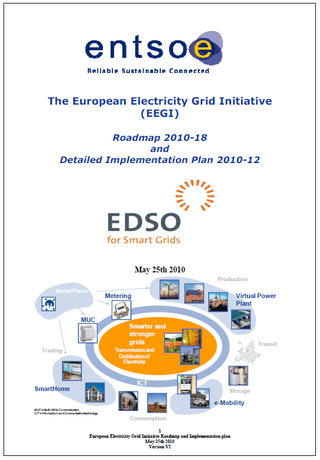European Smart Grid EEGI