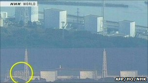 Fukushima Before and After