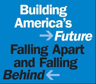 Building Americas Future Falling Behind and Falling Apart