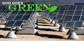 US Dept of Defence Goes Green lead-photo1