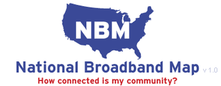 National Broadband Map index