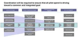 UK Smart Grid Pilot Strategy ENSG 2010