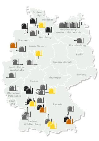 German Nuclear Power Plants Status Spiegel