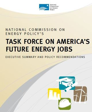 Task Force on Americas Future Energy Jobs