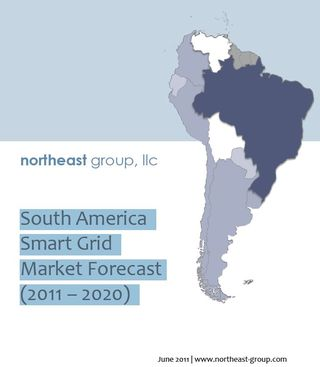 Smart Grid South America Northeast Group June 2011