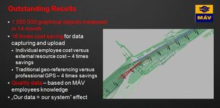 MAV project results