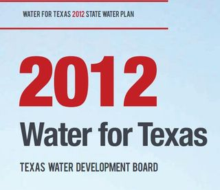 Texas State Water Plan - Texas Water Development Board