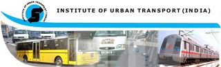 India Institute of Urban Transport logo