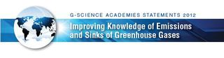 G-science greenhouse gas emissions and sinks
