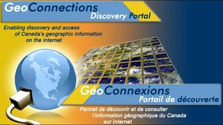 GeoConnections discovery portal