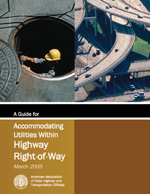 AASHTO Guide for utilities in highways GAU-4FrontCovercopy
