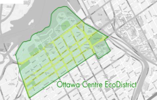 Ottawa Centre eco-district