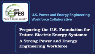 IEEE PES a strong power and engineering workforce