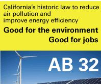 California AB 32 Global Warming Solutions Act of 2006
