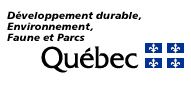 Quebec Minsitry of the Environment logo