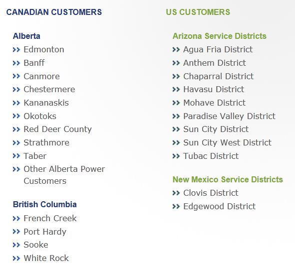 EPCOR Customers