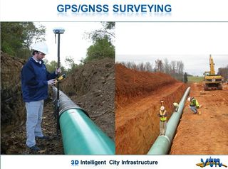 VTN Consulting gps survying underground utilities