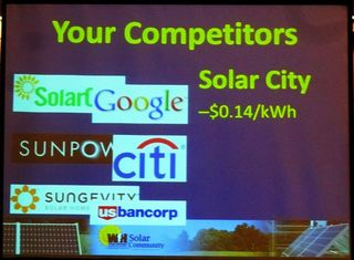 Wright-Hennepin Electric Coop Solar Competitors
