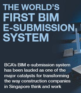 BIM Singapore e-submission