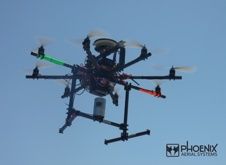 Phoenix UAV LiDAR UAV-High res
