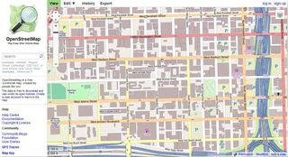Open street map report 2013 buildings