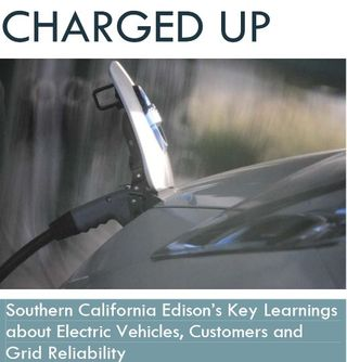 Plug-in electric vehicles Southenr Cal Edison 2013