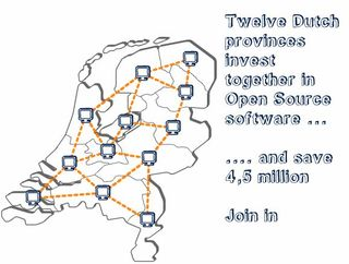Dutch provinces save 4.5 million