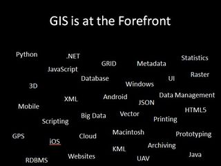 GIS at the forefront James Fee