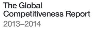 Gloabl competitiveness index 2013-2014