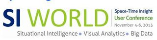 SI World 2013 logo