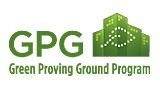 Green proving ground program logo