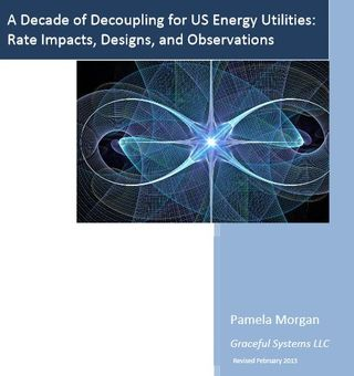 Decoupling revenue and energy sales for utilities Graceful Systems