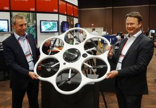 UAV Hexacopter GZ