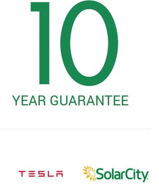 SolarCity Tesla battery backup
