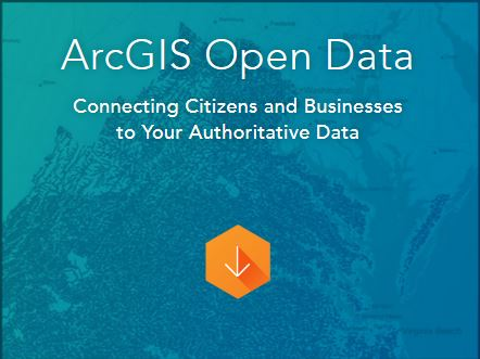 Between the Poles: ESRI enables open data for ArcGIS Online