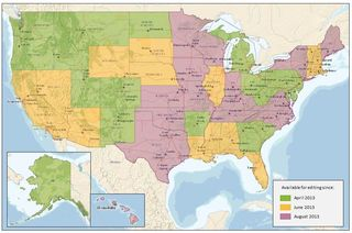 National Map availability for editing USGS benryanconversion