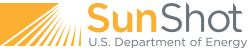 Sunshot DoE logo