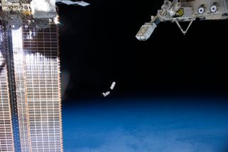 Cubesats from ISS 12801809023_6c12aa12cc_o