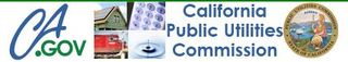 California Public Utilities Commission logo