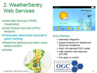 Between the Poles: Distributech 2014: Combining utility GIS