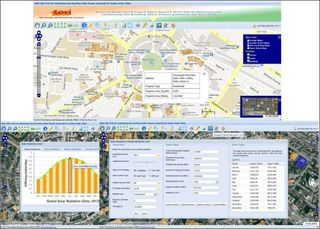 Chandigarh - solar pV analysis tool for Delhi