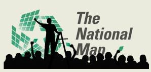 National Map Corps USGS logo
