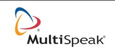 Multispeak logo