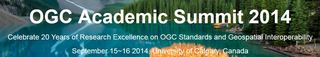 OGC academic summit 2014