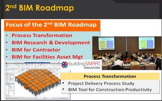 Singapore 2nd BIM roadmap