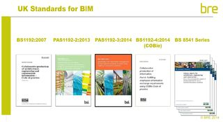 UK Standards for BIM