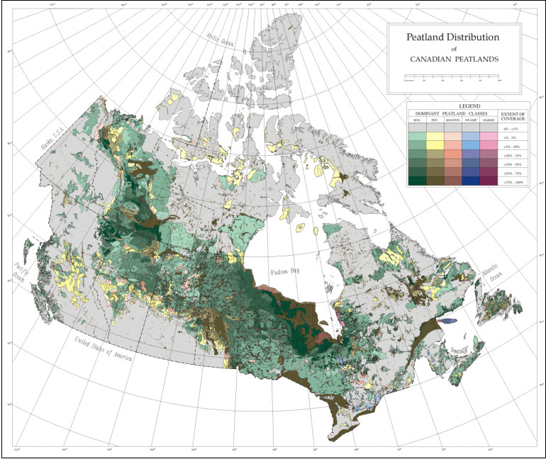 Northern peatlands natural-resources-canada