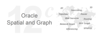 Oracle Spatial and Graph logo